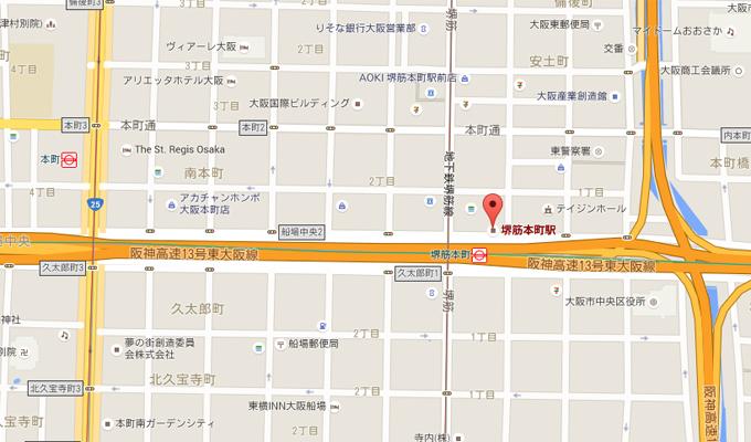 メンズエステでマッサージの技術を求めるなら堺筋本町、本町が大阪NO.1!?