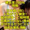 【健全度100% 情報】日本橋(98) 人気店でド健全!高額料金で鼠径部浅くて短時間!お薦めされない理由が分かるセラピスト体験談!